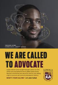 Loyola Brand Ad